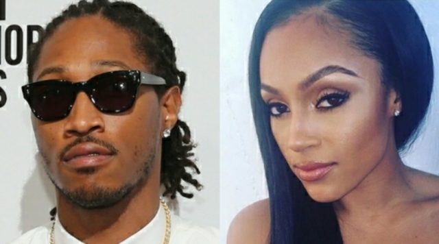 Rapper Future Takes Girlfriend Out On A Vacay Despite His Legal Feud